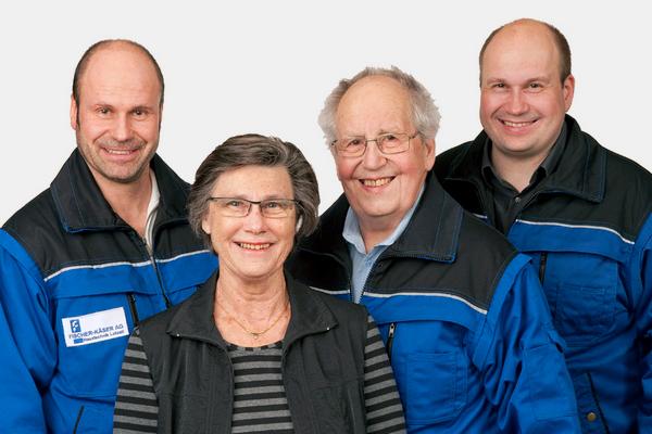 Fischer-Käser, Gründerfamilie